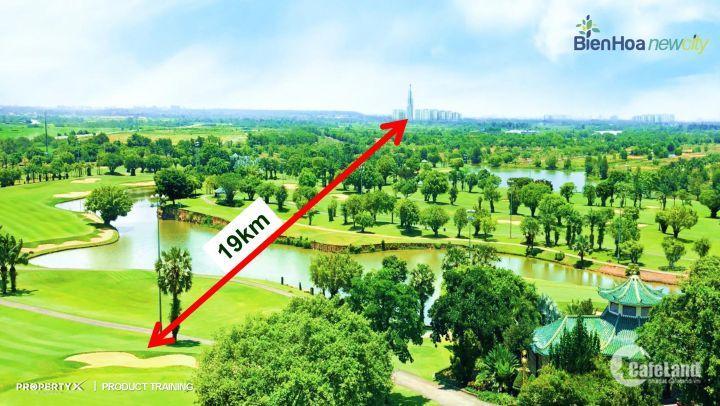 Đất Nền Biệt Thự Sân Golf Giáp Quận 9 Đủ Tiện Ích