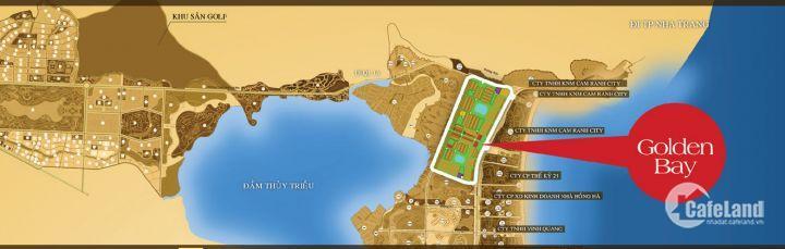 Đất nền Golden Bay giá tốt nhất từ CĐT, chiếc khấu 3%, cơ hội đầu tư tốt nhất