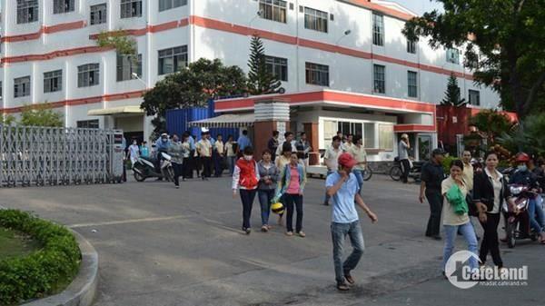 Bán 450m2 đất kế bên ĐH Quốc Tế Việt Đức giá 580 triệu