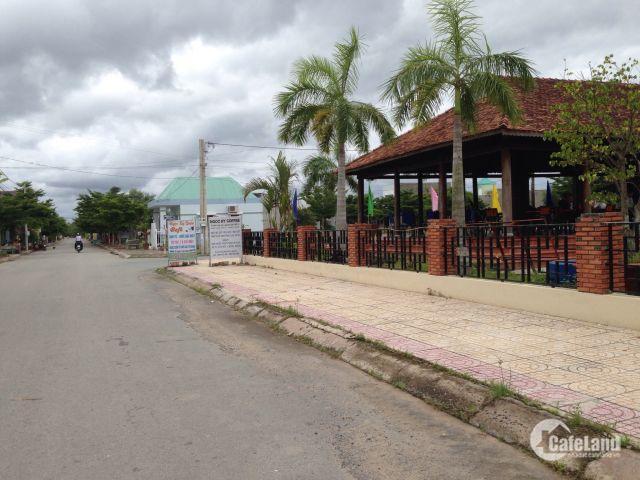 Đất mặt tiền đường Vườn Thơm, xã Bình Lợi, Bình Chánh