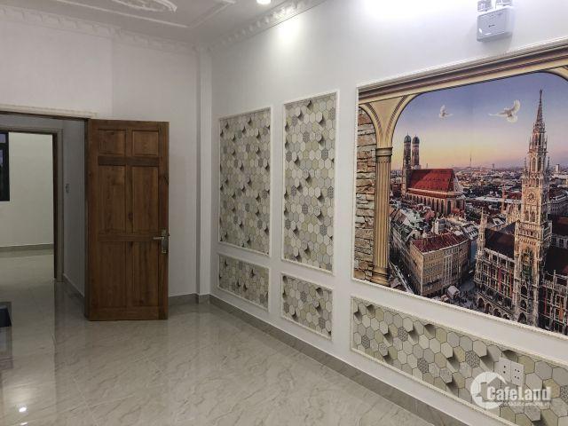 Bán nhà biệt thự 3 lầu DTXD 250m2, đường  Huỳnh Tấn Phát, Giá 5.95 tỷ