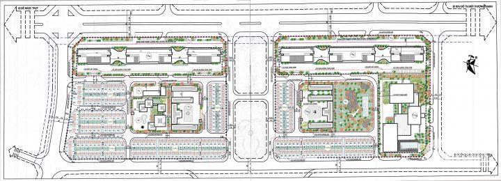 Nhượng lại Shophouse 5 tầng dự án Khai Sơn Long Biên.