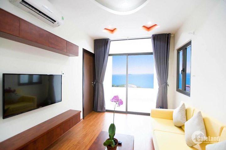Căn hộ ngắm trọn biển Nha Trang chỉ 1,4 tỷ có nên mua hay ko