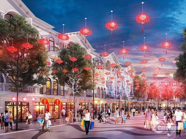 Bán Shophouse Grand World Phú Quốc 4 tầng 1 tum- giá thỏa thuận