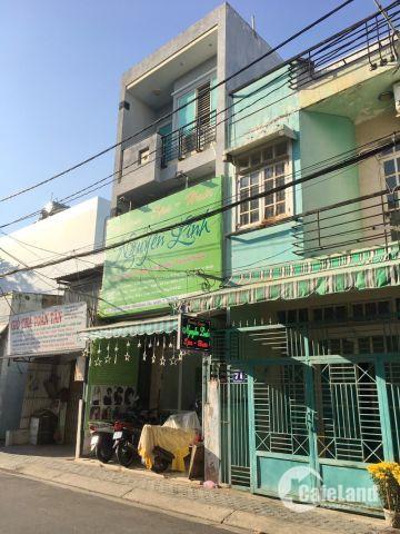 Bán nhà mặt tiền kinh doanh khu Cư Xá Ngân Hàng Phường Tân Thuận Tây Quận 7