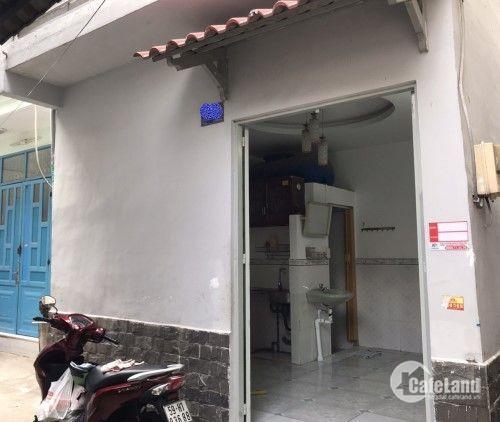 Nhà Quận 7 hẻm 30 Lâm Văn Bền P.Tân Kiểng. Giá tốt 1.3 tỷ (SHR)
