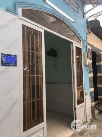 Bán Nhà hẻm 502 Huỳnh Tấn Phát P. Bình Thuận Q7. Giá 1.88 tỷ (TL)