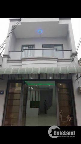 Nhà 4,6x10m, 2 lầu, 3 phòng, 4WC, HXH đường Chiến Thắng, p9, Phú Nhuận, 4.1 tỷ