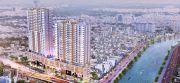 cần sang nhượng căn hộ River Gate- Quận 4- 4.7 tỷ/74m2- full nội thất