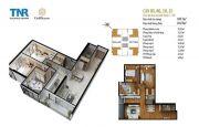 Bán ngoại giao suất nội bộ căn hộ 3 phòng ngủ chung cư cao cấp Goldseason 47 Nguyễn Tuân 0947894889