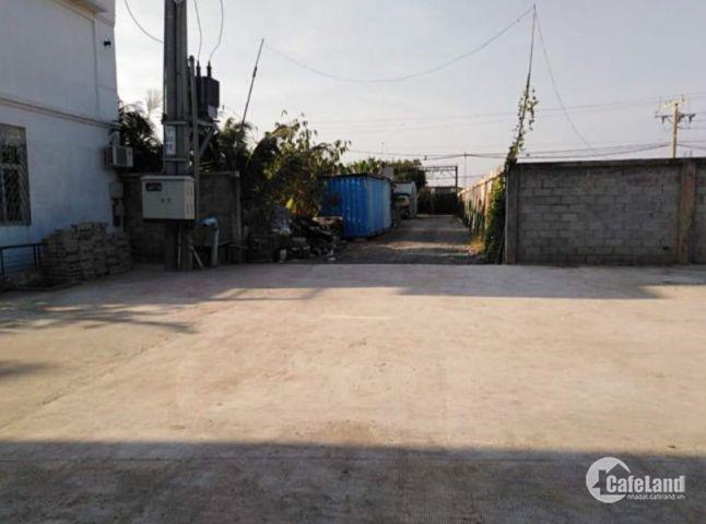 Cho thuê 2.000m2 kho xưởng và văn phòng khu vực Đức Hòa Hạ, Long An. Lh 0909 772 186 Minh