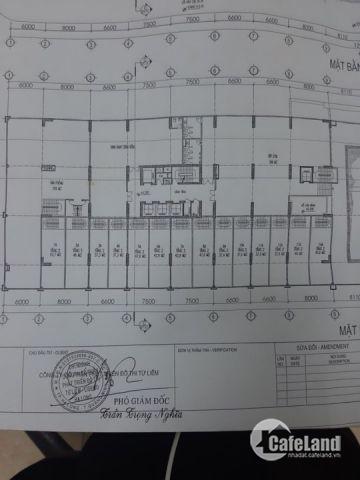 Cần cho thuê chính chủ shop house mặt đường tại chung cư Lideco Hạ Long , mặt đường 6 làn