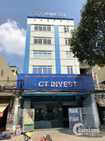 Cho thuê văn phòng mặt tiền đường Trường Chinh giá hợp lý