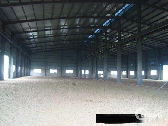 Cho thuê kho xưởng DT 1500m2- 5000m2 TT Như Quỳnh, Văn Lâm, Hưng Yên.