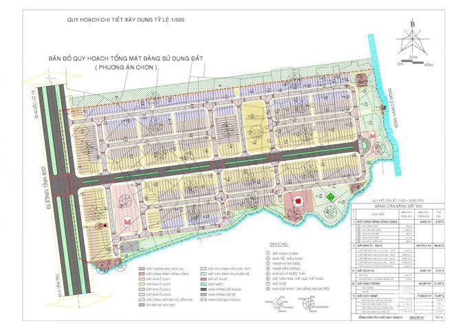 Đất nền KDC Phố chợ Vàm Cỏ Đông, Bến Lức, Long An. Giá chỉ 7-12 triệu/m2