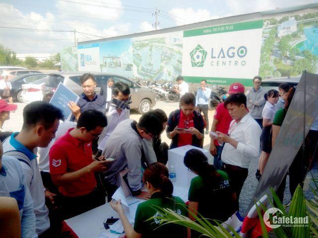 Sở hữu nền đất tại khu đô thị mới Lago Centro chỉ với 750tr