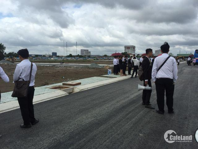 SIêu dự án Tây Nam Land  Center chính thức nhận giữ chỗ