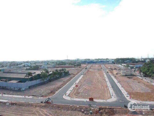 Đất ngay trị trấn Chơn Thành giá rẻ chỉ 550tr/1300m2,shr