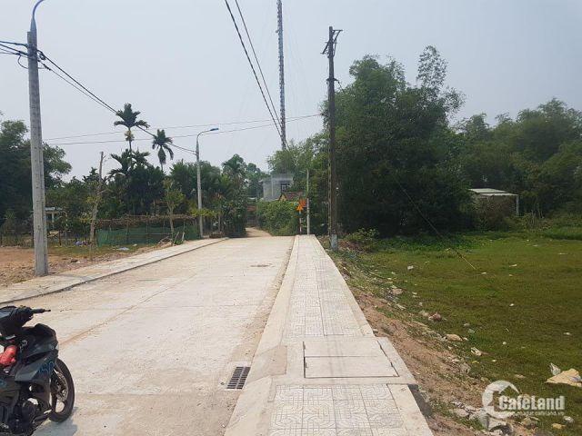 Đất nền KDC Điện Thắng Bắc, Điện Bàn, Quảng Nam chỉ 14tr/1m2 cực kì rẻ !! lh 0764768165