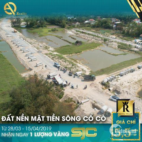 Bán đất nền view Sông Điện Bàn Quảng Nam 260 m2