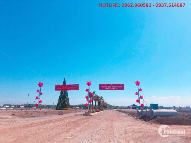 Mở bán Cát Tường Phú Hưng  vị trí siêu đẹp đối diện công viên, 789tr/nền, CK 10%