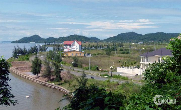 Đất nền sát bờ Biển đẹp nhất Hà Tiên, cam kết tăng 20% -25% theo từng năm.