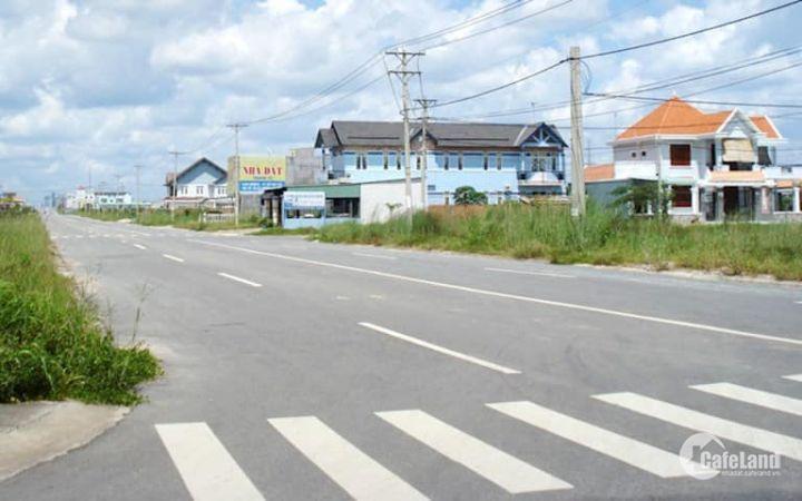 Chính chủ bán gấp lô D2-79 đối diện trường học và block Biệt Thự KDC Tân Đô SHR 105m2/1,2 tỷ