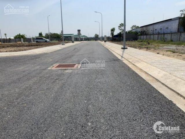Đất nền dự án KDC Tân Phú Trung, huyện Củ Chi, Tp. HCM