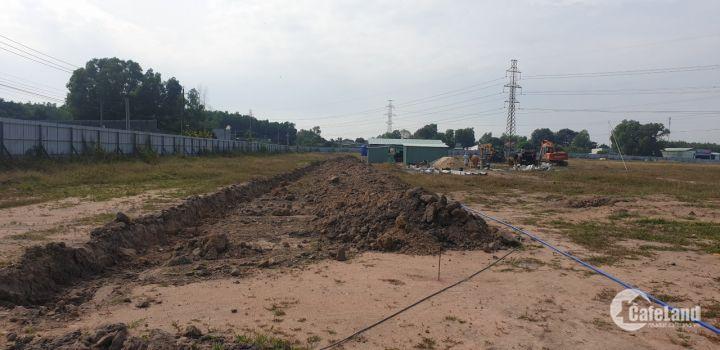 thanh lí đất nền long thành đồng nai đường rộng 44m