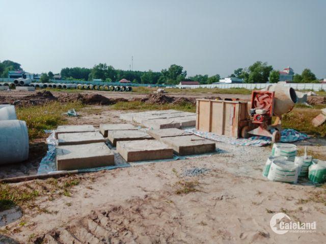 Duy Nhất 20 Lô Nền mặt Tiền Đường Lê Duẩn Liền Kề Sân Bay Long Thành