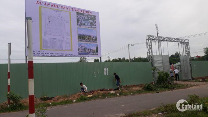 Cần bán đất nền mặt tiền đường Lễ Duẩn (QL 51 cũ)