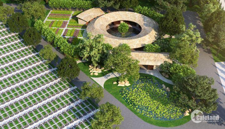 Bán đất mộ đơn Hoa viên Sala Garden Long Thành.