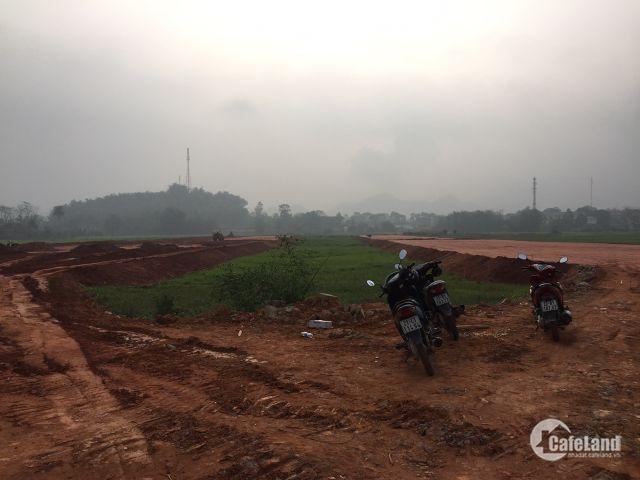 Bán đất trung tâm thị trấn Yên Thế, cách chợ đá quý 200m, giá từ 8tr/m2, hỗ trợ vay: 0947894889