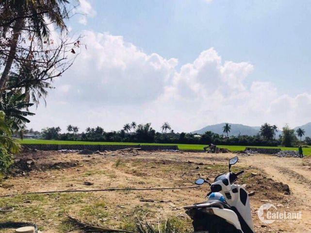Mở bán đất nền phân lô xã Vĩnh Trung: Nền cao hơn mặt ruộng 2m. Giá chỉ từ 8,5tr/1m2