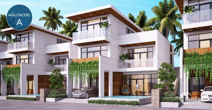 Sentosa villas – Mũi Né. Đất nền biệt thự biển, giá 8 tr/ m2.