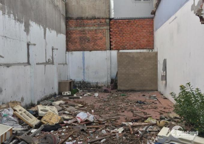Bán đất 30m2, hẻm xe hơi, Cách Mạng Tháng 8 phường 11 quận 3