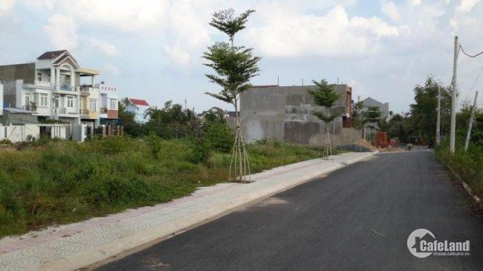 Bán đất hẻm 808 Huỳnh Tấn Phát. DT 980m2 . Giá 5,2 tỷ.