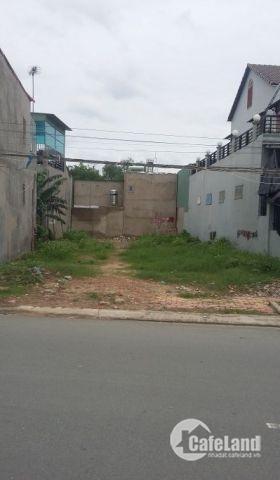 Cần tiền bán gấp lô đất 127m2 mặt tiền đường Phạm Văn Chiêu giá sốc 1,65 tỷ. LH : 093 4936 728