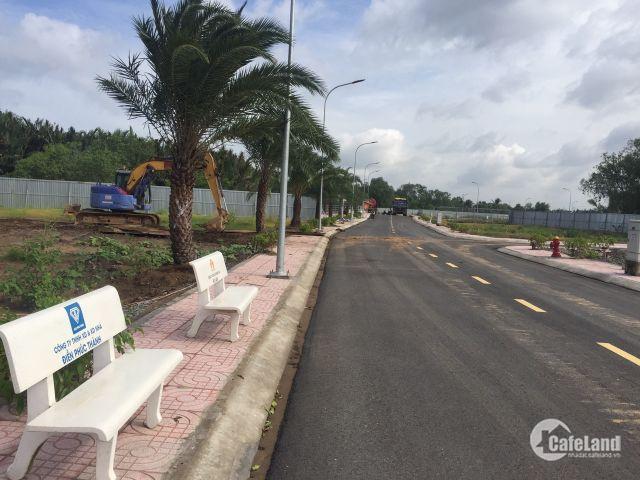 Đất nền tại Trảng Bàng Tây Ninh , giá 210tr , DT 100m2