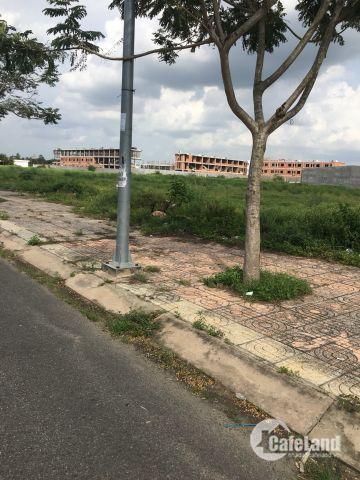 Bán đất đường số 6 -Lô HB21 Khu Hưng gia - Bến Lức