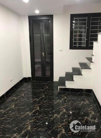 Bán nhà mới đẹp ngõ ô tô tránh vỉa hè Trần Cung-Cầu Giấy 47/54m giá 9.5 tỷ