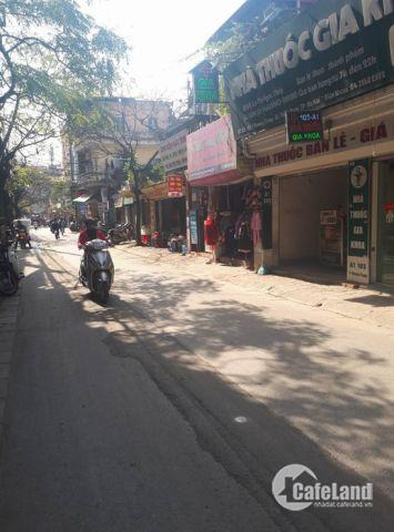 Bán nhà mới, phân lô, ô tô tránh, vỉa hè Hoàng Quốc Việt 54m giá 9.5 tỷ