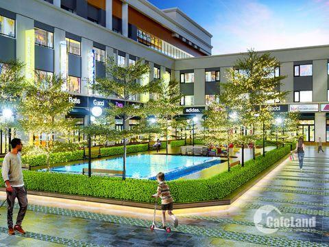 Shophouse Eurowindow cơ hội đầu tư với giá từ thời điểm đầu chỉ từ 27 - 32 triệu/m2
