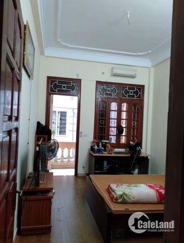 Bán nhà riêng 4 tầng 38m2, nhà đẹp phố Hoàng Cầu 3.4ty