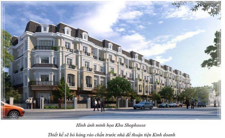 Shophouse Liền Kề Mipec City View Kiến Hưng Hà Đông chuẩn bị ra mắt