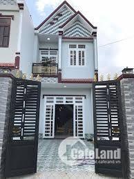 Bán nhà 1 trệt 1 lầu 84m2, giá 1,3 tỷ, Hoàng Phan Thái, Bình Chánh.