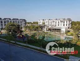 Bán biệt thự ngay khu vực giáp Bình Chánh & Hóc Môn