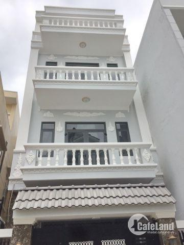 Bán nhà đẹp 2 lầu hẻm xe hơi đường Đào Tông Nguyên huyện Nhà Bè