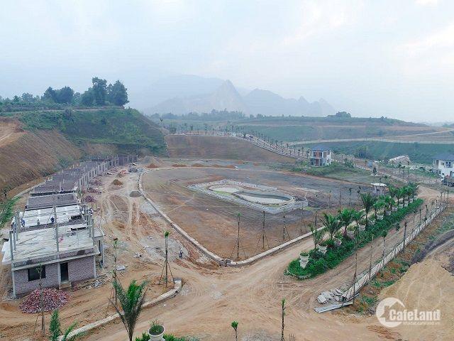 Bán 2 suất ngoại giao tại siêu dự án nghỉ dưỡng lớn nhất Hòa Bình. LH 0866035483