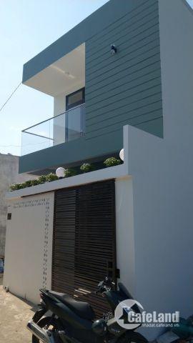 Bán nhanh nhà đẹp 1 trệt , 1 lầu  mới xây đường Đặng lộ,Vĩnh hải . LH : 0935964828